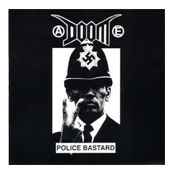 "Doom - Police Bastard - 7"""