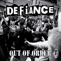 Defiance - Out Of Order - LP
