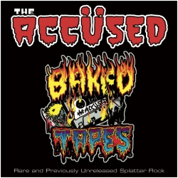 The Accüsed - Baked Tapes - LP