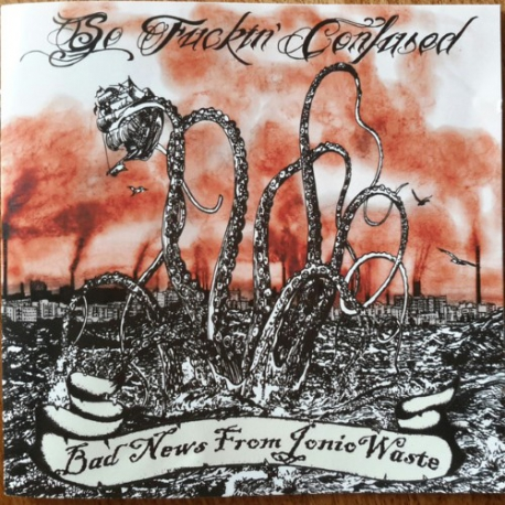 SFC - Bad News From Jonio Waste - CD