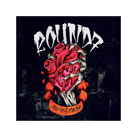 Round7 - No Excuse - CD
