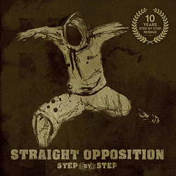 Straight Opposition - Step By Step - CD