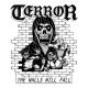 "Terror - The Walls Will Fall - 7"""