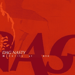 Dag Nasty - Minority Of One - CD