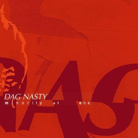 Dag Nasty - Minority Of One - CD