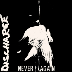 Discharge - Never Again - LP
