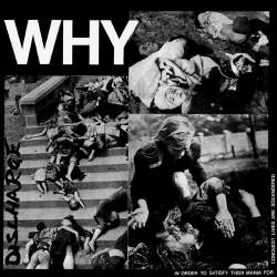 Discharge - Why - LP