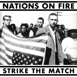 Nations On Fire - Strike The Match - LP
