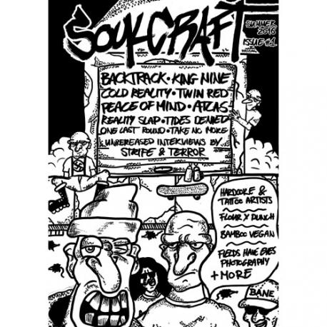Soulcraft - Issue N. 1 - Fanzine