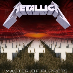 Metallica - Master Of Puppets - LP