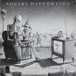 Social Distortion - Mommy's Little Monster - LP