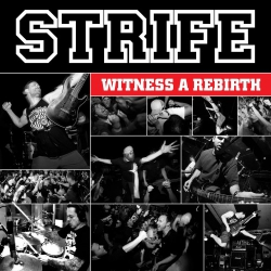 Strife - Witness A Rebirth - LP