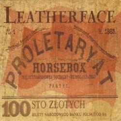 Leatherface - Horsebox - LP