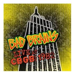 Bad Brains - Live At CBGB 1982 - LP