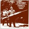 "Xtra Vomit / Tropiezo - Split - 7"""