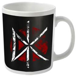 Dead Kennedys - Logo Bianco e Rosso - Coffee Mug