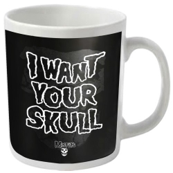 Misfits - I Want Your Skull - Coffee Mug