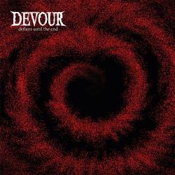 Devour - Defiant Until The End - LP