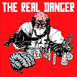 The Real Danger - S/T - LP
