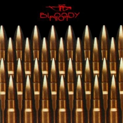 Bloody Riot - S/T - LP