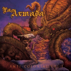 La Armada - Anti-Colonial Vol. 1 - LP
