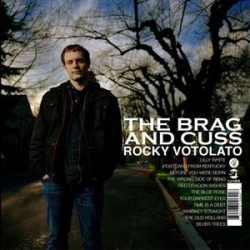 Rocky Votolato - The Brag And Cuss - LP