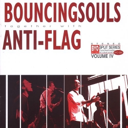 Anti-Flag / Bouncing Souls - Split - LP