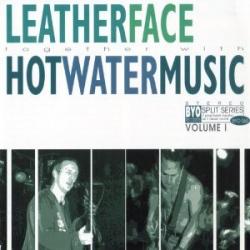 Leatherface / Hot Water Music - Split - LP