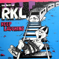 RKL - Keep Laughing - Best Of RKL - LP