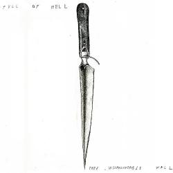 Full Of Hell / Psywarfare - Thee Insurmountable Wall - The Exotic Sounds Of Psywarfare - Split - LP