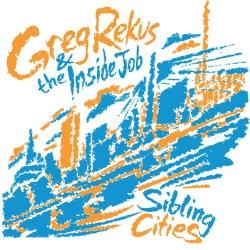 Greg Rekus - Sibling Cities - LP