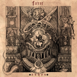 Fierce - Ashes - CD