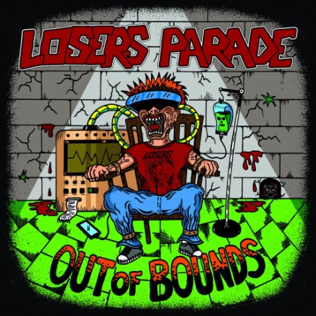 Losers Parade - Out Of Bounds - LP