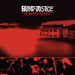 Blind Justice - No Matter The Cost - LP