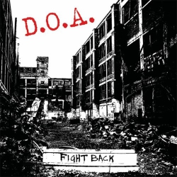 DOA - Fight Back - LP