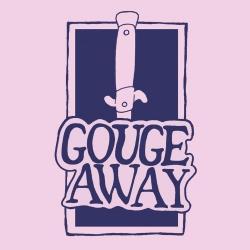 "Gouge Away - Swallow b/w Sweat - 7"""