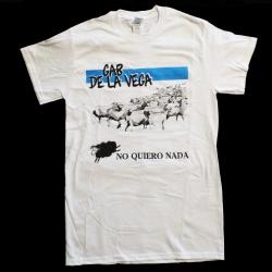 Gab De La Vega - No Quiero Nada - T-Shirt