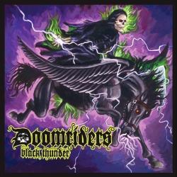 Doomriders - Black Thunder - LP