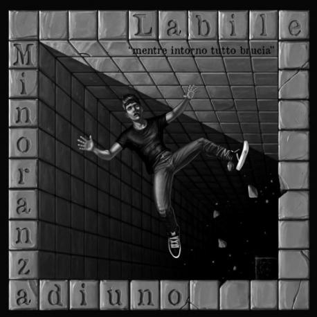 """Minoranza Di Uno / Labile - Split - 7"""""""