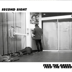 """Second Sight - Feed The Greed - 12"""""""