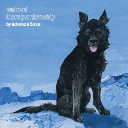 Advance Base - Animal Companionship - LP