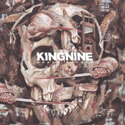 King Nine - Death Rattle - LP