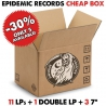 Epidemic Records - Cheap Box