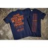 To Kill - I'm Not Afraid Today - Blu e Arancione - T-Shirt