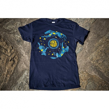 To Kill - Unbowed - Blue - T-Shirt
