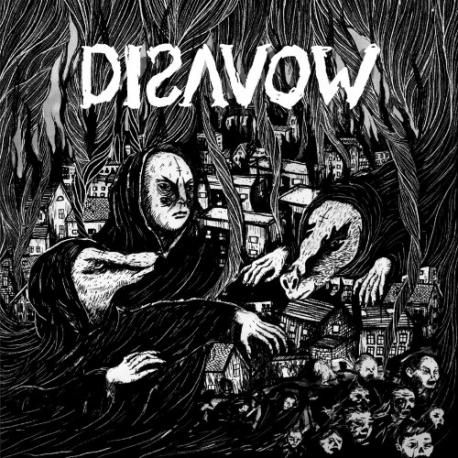 Disavow - S/T - LP