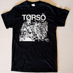 Torso - Moshpit - Nera - T-Shirt