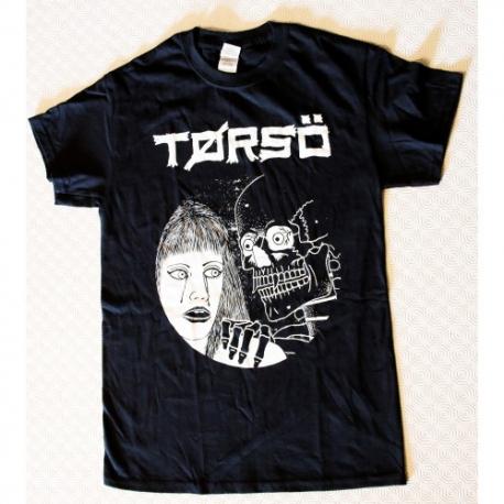 Torso - Teschio - T-Shirt