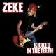 Zeke - Kicked In The Teeth - LP