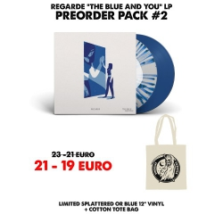 [Preorder Pack 2] Regarde - The Blue And You
